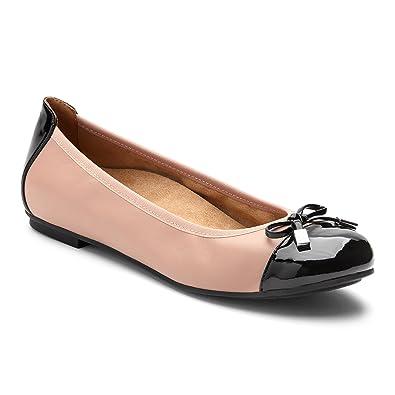 9dff7402a Vionic Minna Flat  Amazon.co.uk  Shoes   Bags
