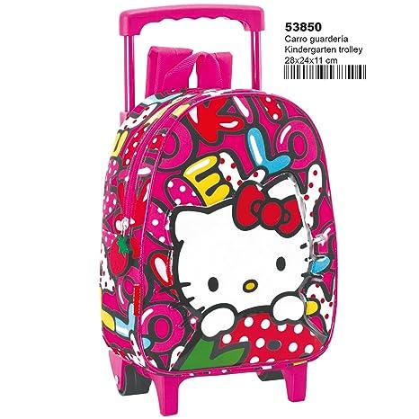 Hello Kitty MC-53850 2018 Mochila Tipo Casual, 50 cm, 1 litro