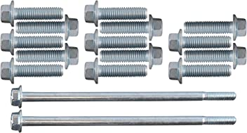 ICT Billet USA Made LT Gen V Truck Belt Tensioner Bolt Kit L83 L86 5.3L 6.2L Silverado ICT 551375