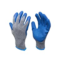 12-Pairs G & F 3100L-DZ Knit Work Gloves