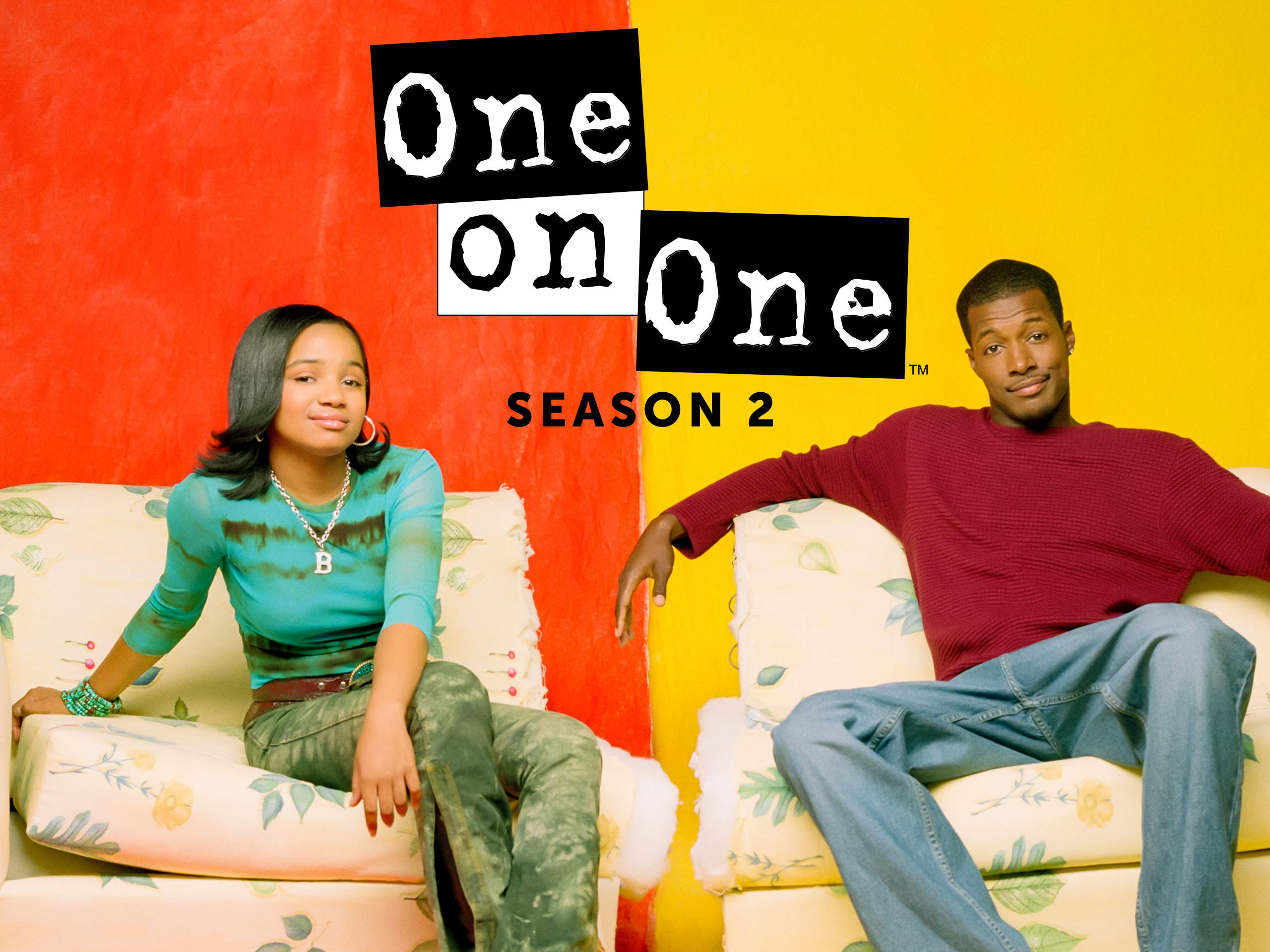 One on One on Amazon Prime Video UK