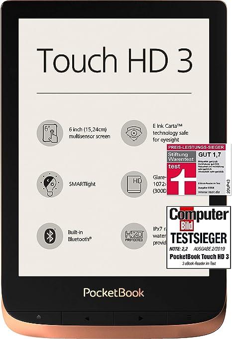 Pocketbook pb632.de k de WW ultrabook (AMD a4.pb632.de k de WW, 16.GB de ram, sin Sistema operativo) Cobre.: Pocketbook: Amazon.es: Informática