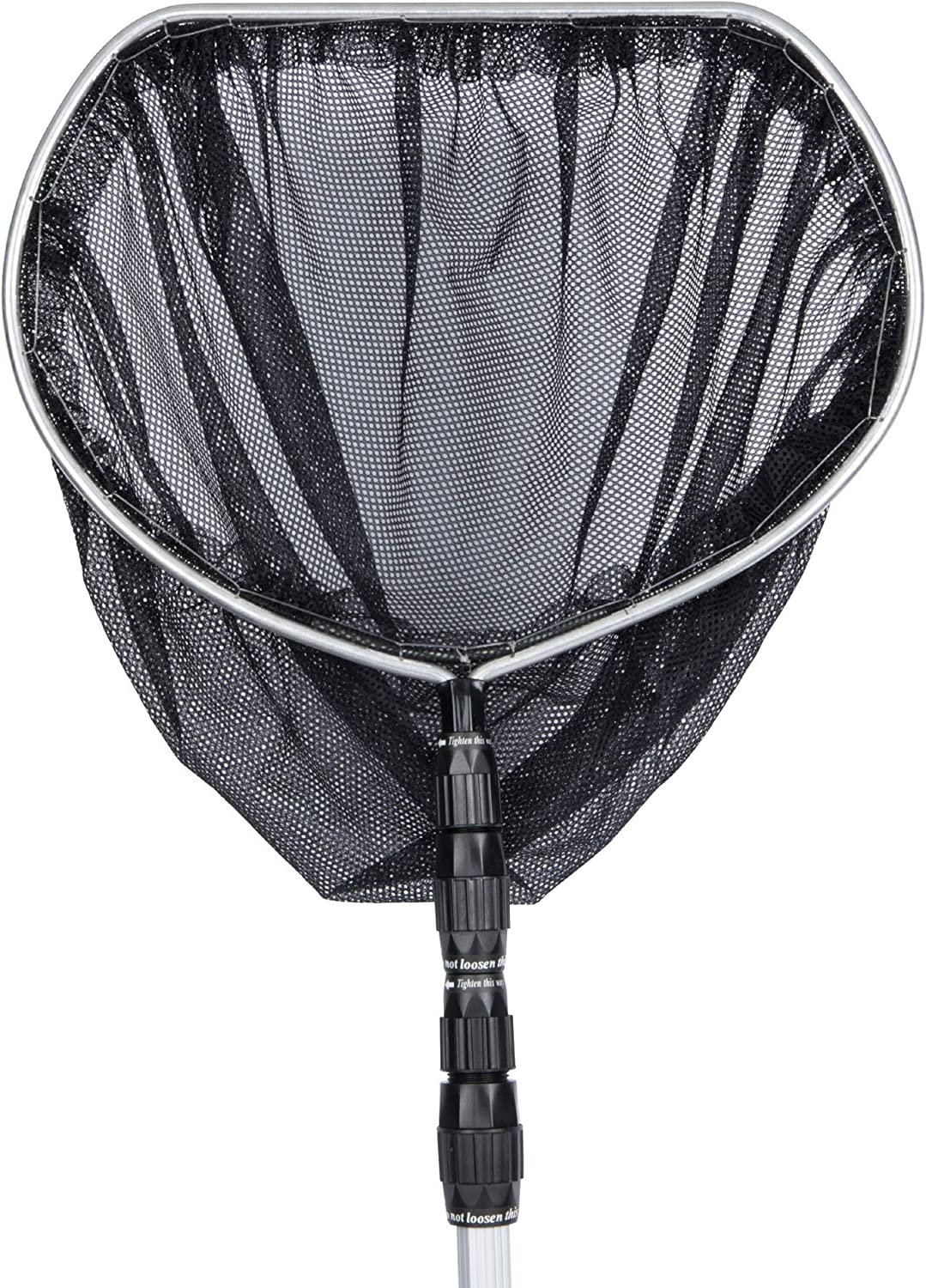 Nycon B-10 Gold-Handle Pond Net 14 x 12 x 8 with 46 Handle
