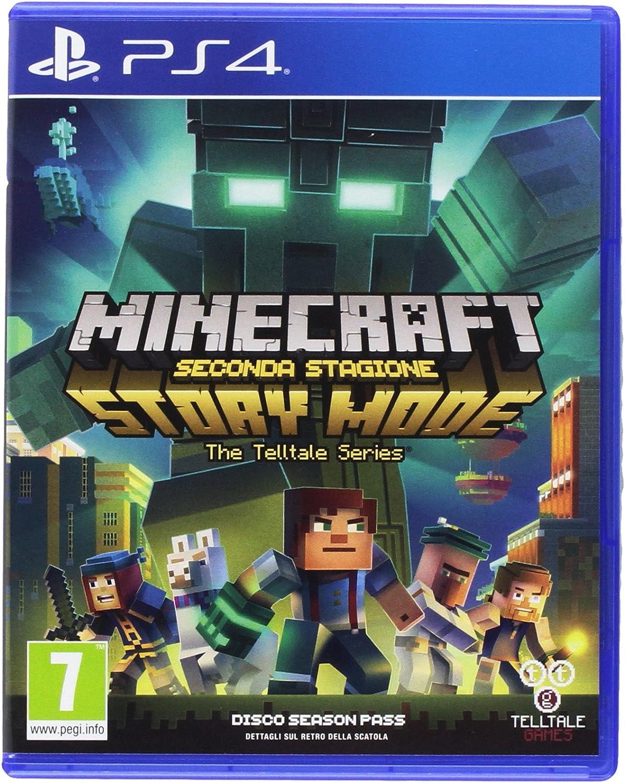 Minecraft Story Mode - Season 2: Amazon.es: Videojuegos