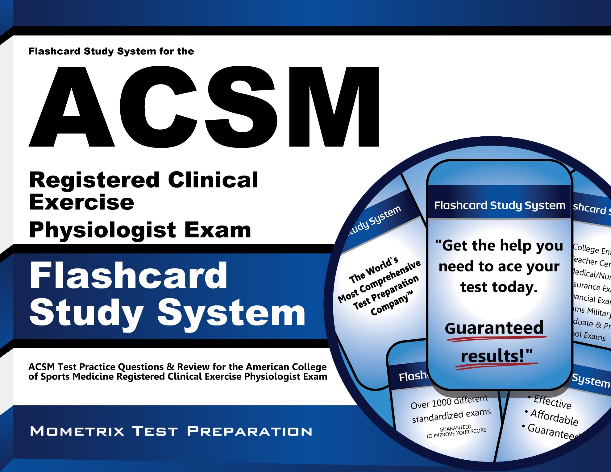 Flashcard study system for the acsm registered clinical exercise flashcard study system for the acsm registered clinical exercise physiologist exam acsm test practice questions review for the american college of sports xflitez Image collections