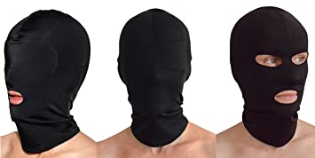 Mens fetish hoods