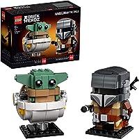 LEGO 75317 Star Wars El Mandaloriano y el Niño, Juguete de Construcción
