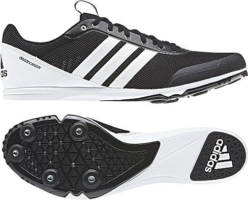 Amazon.com   adidas Men Shoes Spikes Training Distancestar Running ...