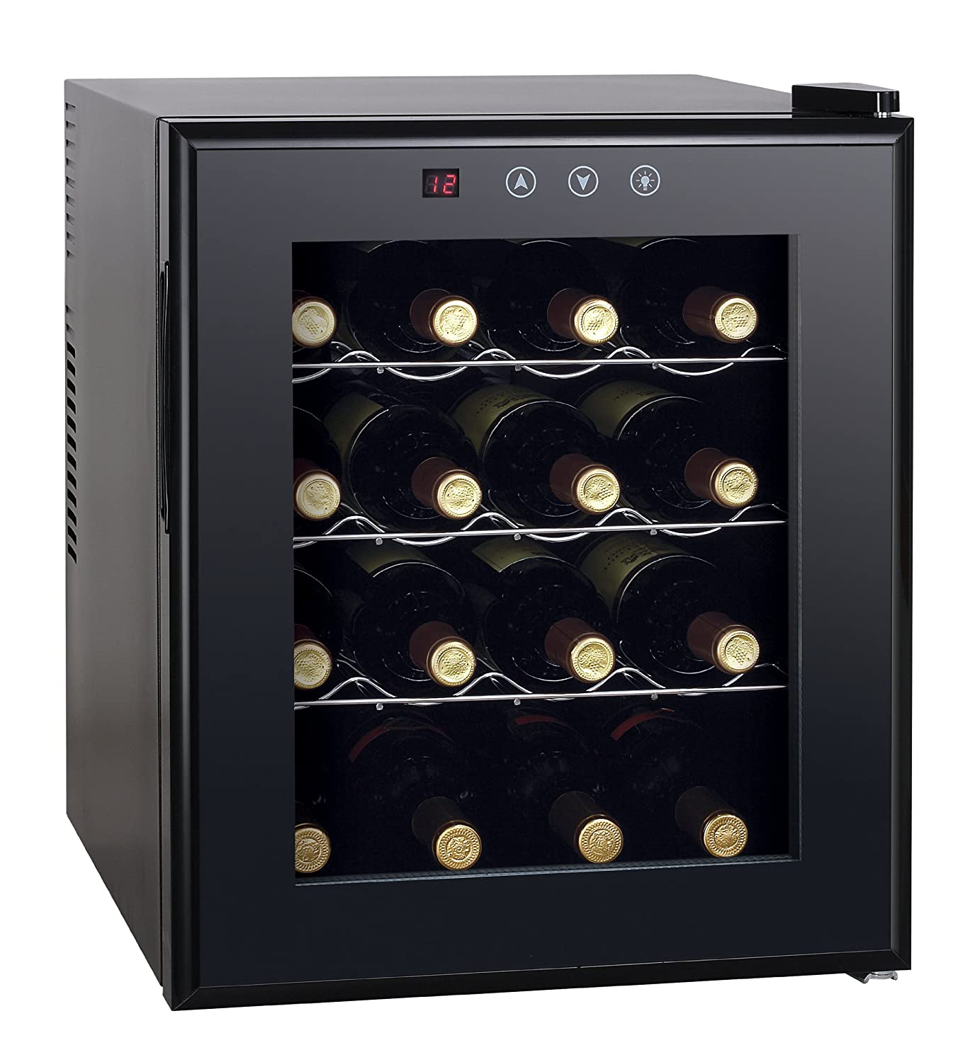 Spt Thermo-Electric Wine Cooler with Heating, 16-Bottles SPT Appliance WC-1685H