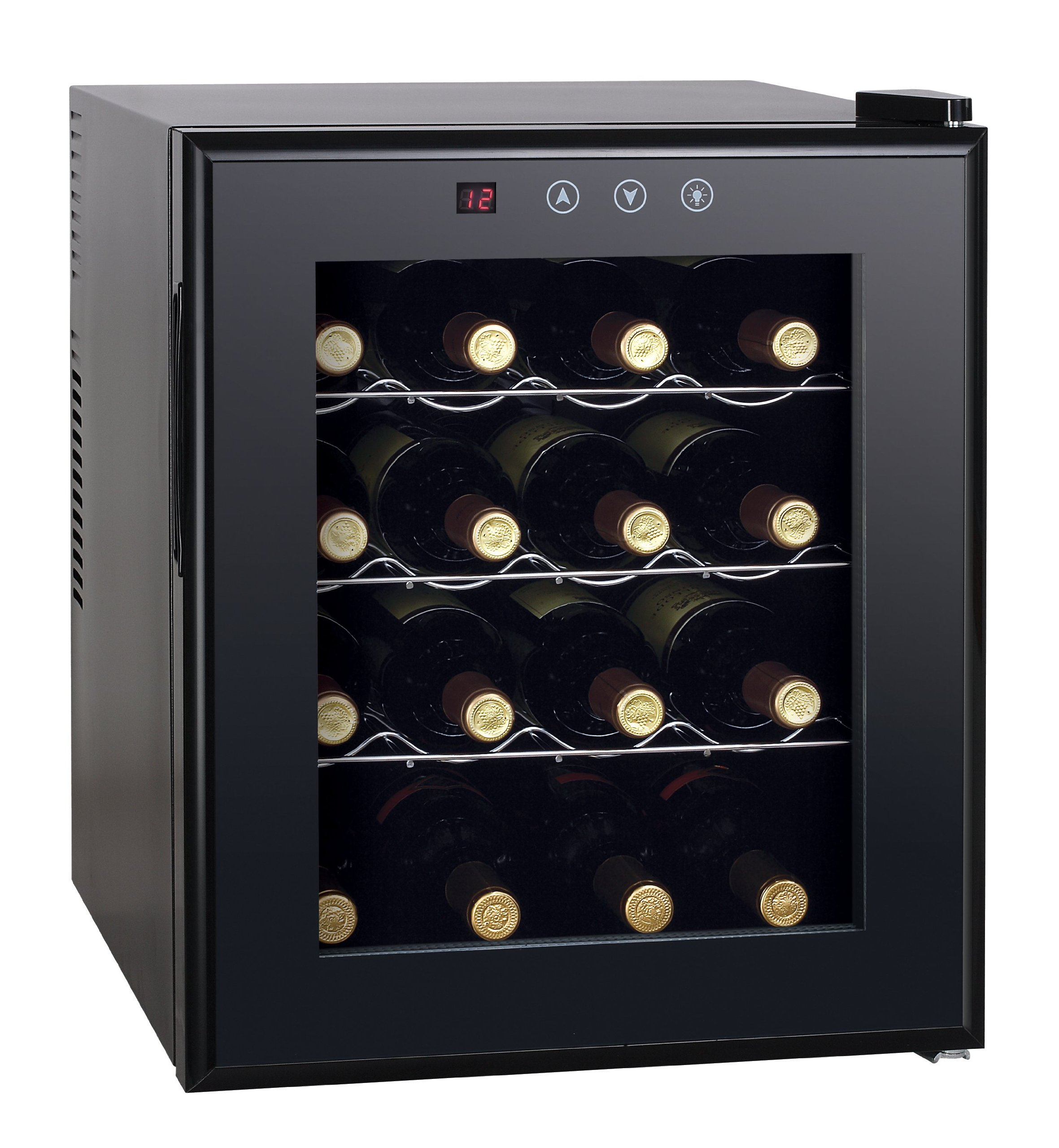 Spt Thermo-Electric Wine Cooler with Heating, 16-Bottles
