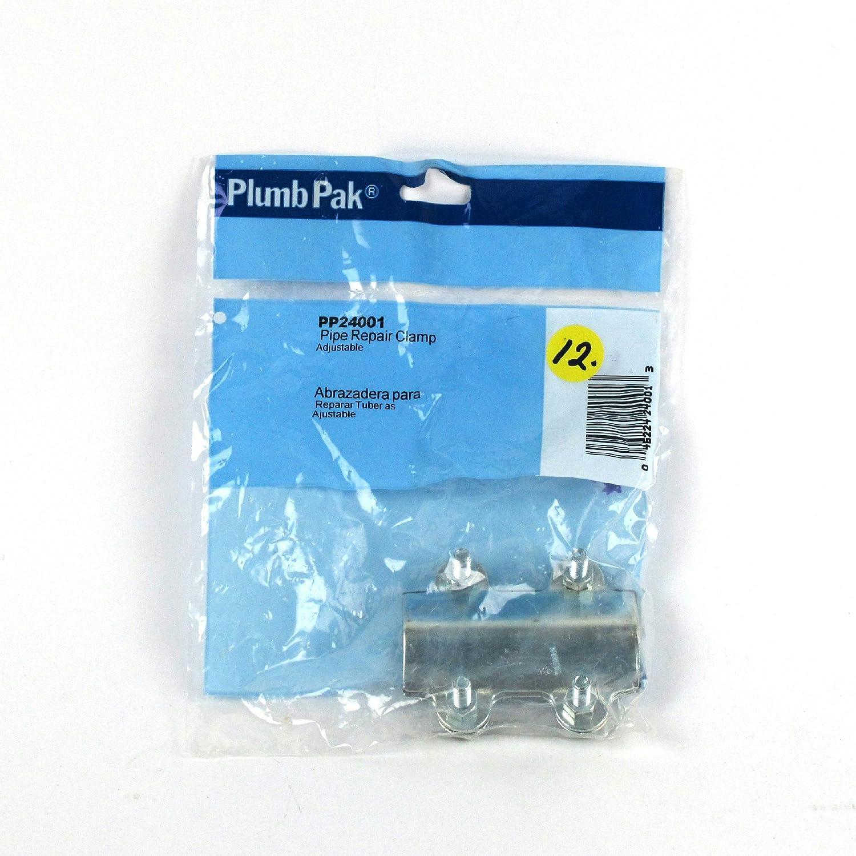 PlumbPak Adjustable Pipe Repair Clamp- PP24001 - - Amazon com