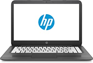 "HP Stream 14-ax030wm 14"" Windows 10 Home N3060 4GB Memory 32GB Storage - Gray"