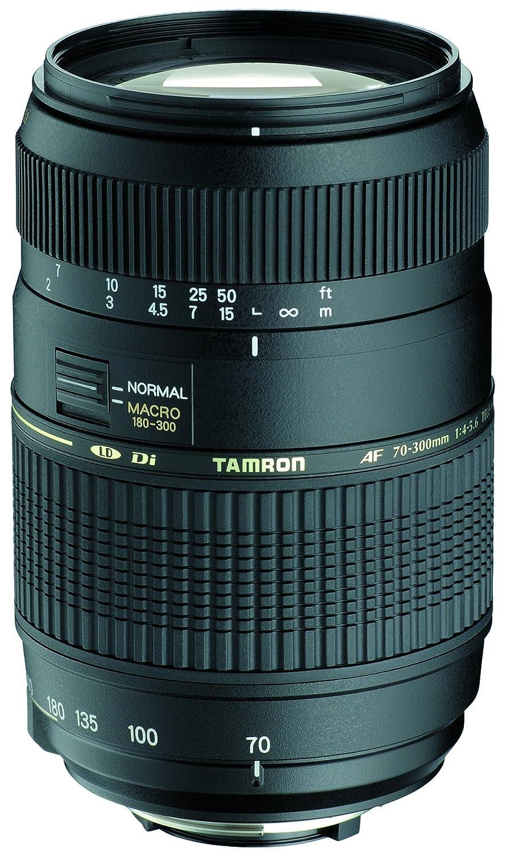 Tamron ANII Objetivo para Nikon mm f  Macro AF mm color