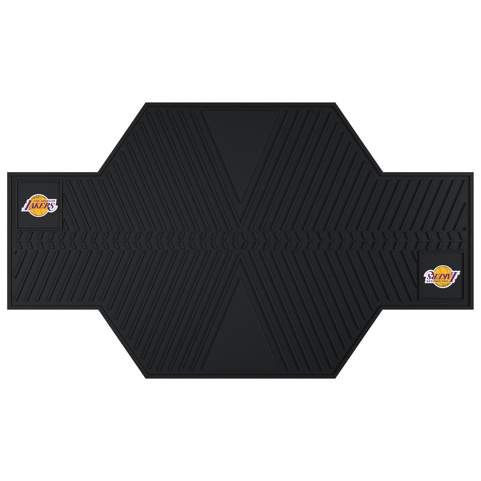 FANMATS 15381 NBA Los Angeles Lakers Motorcycle Mat