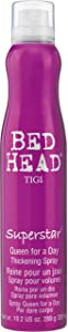 TIGI Bed Head Superstar Queen for a Day Thickening Spray, 10.2 Ounce, 10.2 Ounce