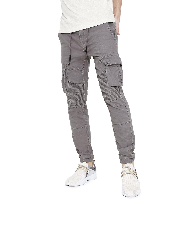 TALLA 30W / 34L. Celio Lolyte Pantalones para Hombre