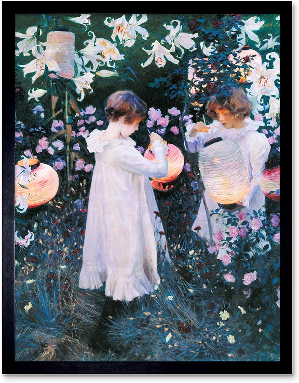 Print John Singer Sargent American Impressionism 16