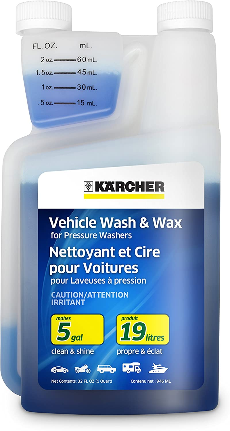 Karcher Car Wash & Wax Soap