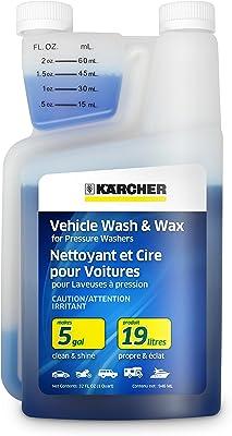 Karcher Car Wash & Wax Soap