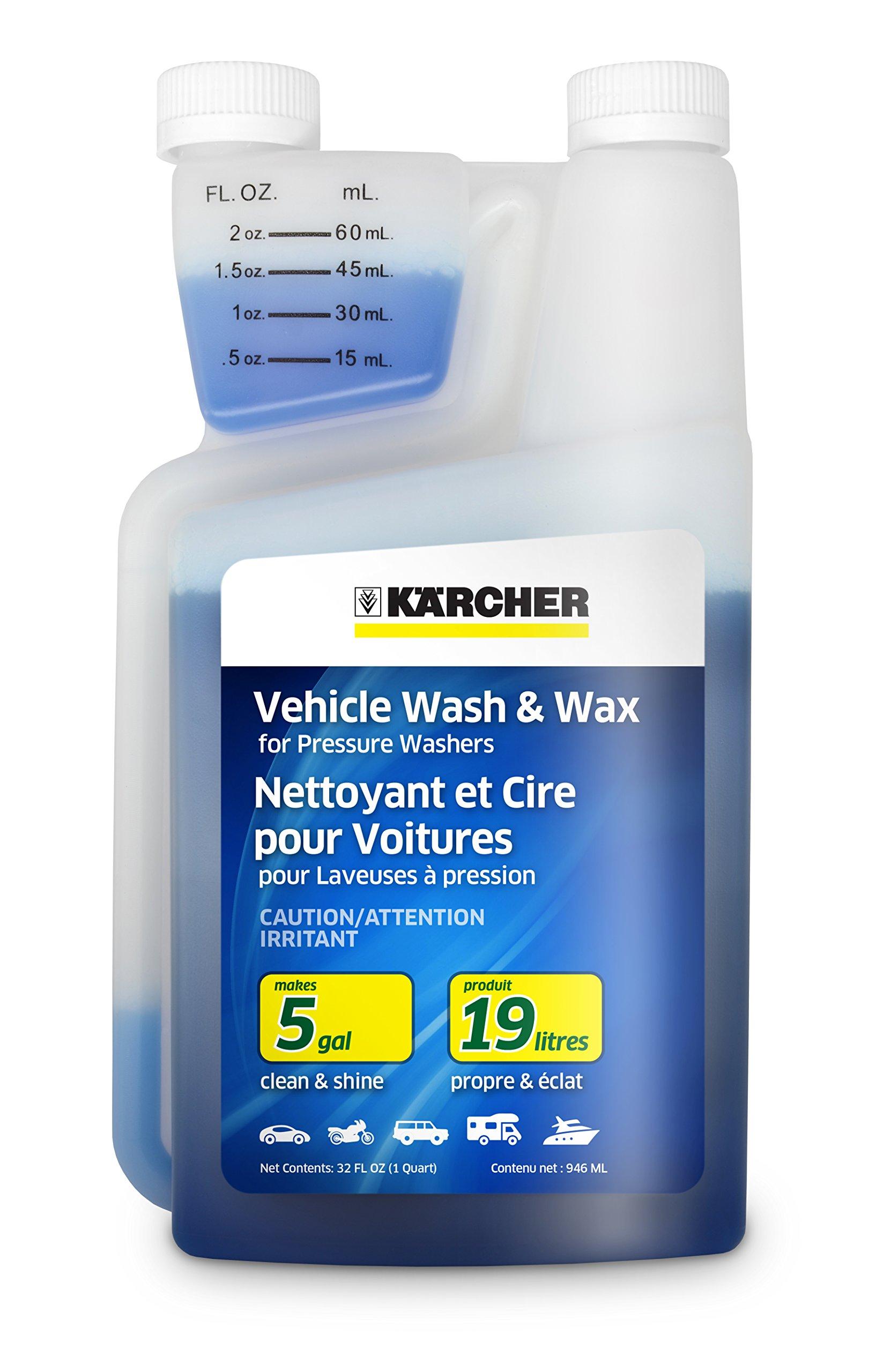 karcher-car-wash-wax-soap-for-pressure-washers-1-quart-best-pressure-washer-detergent-soap-reviews