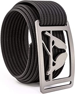 product image for GRIP6 Naturalist Women & Men's Belts Casual- Nylon Belt & Belt Buckles Made In The USA