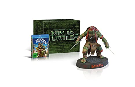Teenage Mutant Ninja Turtles Collectors Edition exklusiv ...