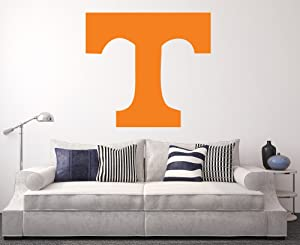 West Mountain Tennessee Volunteers Wall Decal Home Decor Art NCAA Team Sticker