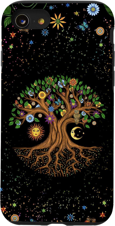 iPhone SE (2020) / 7 / 8 Whimsical Tree of Life - Yggdrasil Case