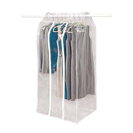 2192ff7fd5d3 Jumbo Frameless Garment Bag Organize Storage Clean Neat (24