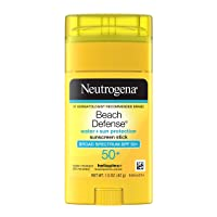 Neutrogena Beach Defense Water-Resistant Body Sunscreen Stick with Broad Spectrum...