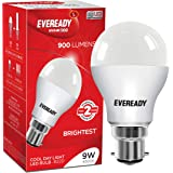 Eveready Base B22 9-Watt LED Bulb (Cool Day White Light)