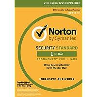 Norton Security Standard 2018   1 Gerät   1 Jahr   Windows/Mac/Android/iOS   Download