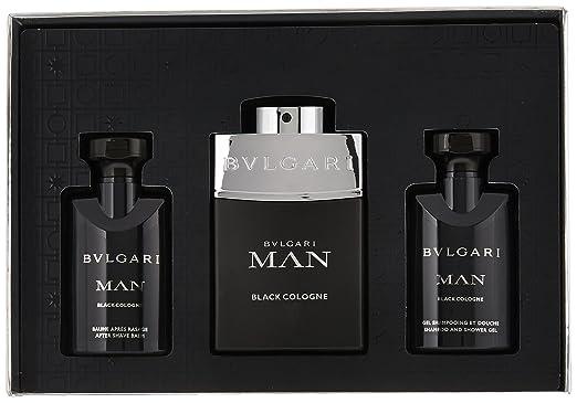 7bc98a6bc324b Amazon.com   Bvlgari Man in Black Eau de Parfum Spray for Men
