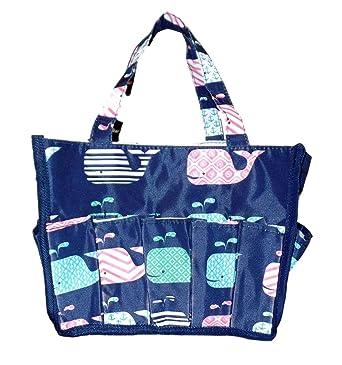 Amazon.com: Pequeña bolsa de moda organizar – 12 bolsillos ...