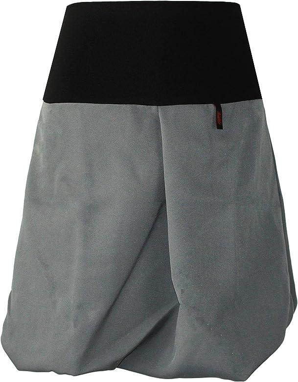 dunkle design - Falda - Globo - para Mujer Gris Medium 42/44 ...