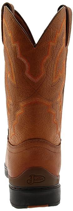 84273e13c Amazon.com | Justin Boots Men's George Strait 3.1 Round-toe Boot ...