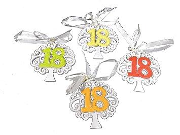 12 PIEZAS árbol de la vida 18 años xviii cumpleaños con imán ...