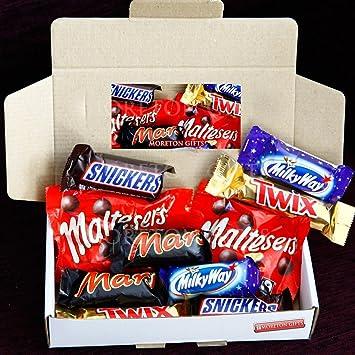 The Mars Twix Milkyway Malteasers Snickers Fun Box