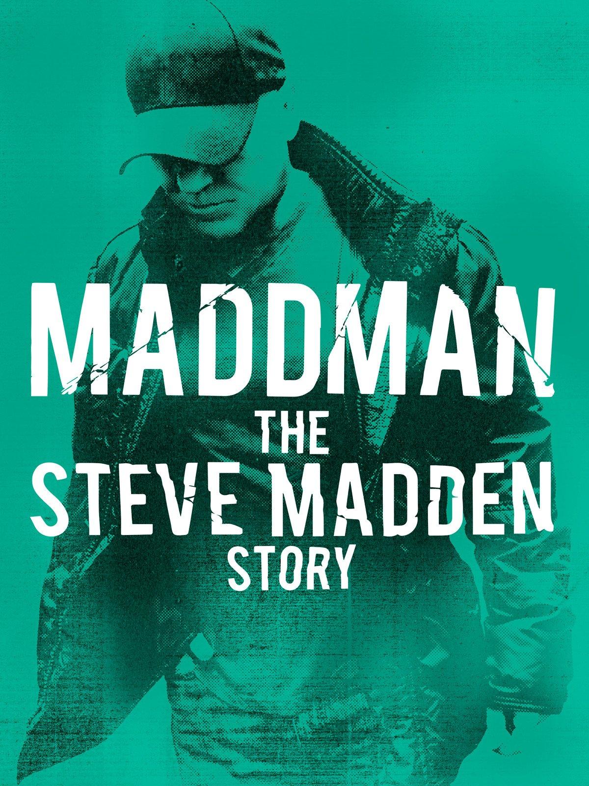 Maddman: The Steve Madden Story on Amazon Prime Video UK