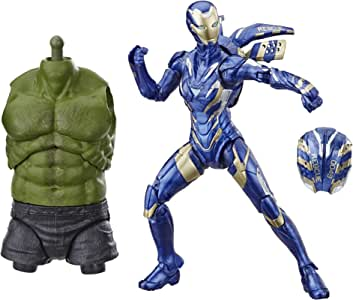 """Marvel Legends Series Avengers: Endgame Marvel's Rescue 6"""" Collectible Action Fig"""
