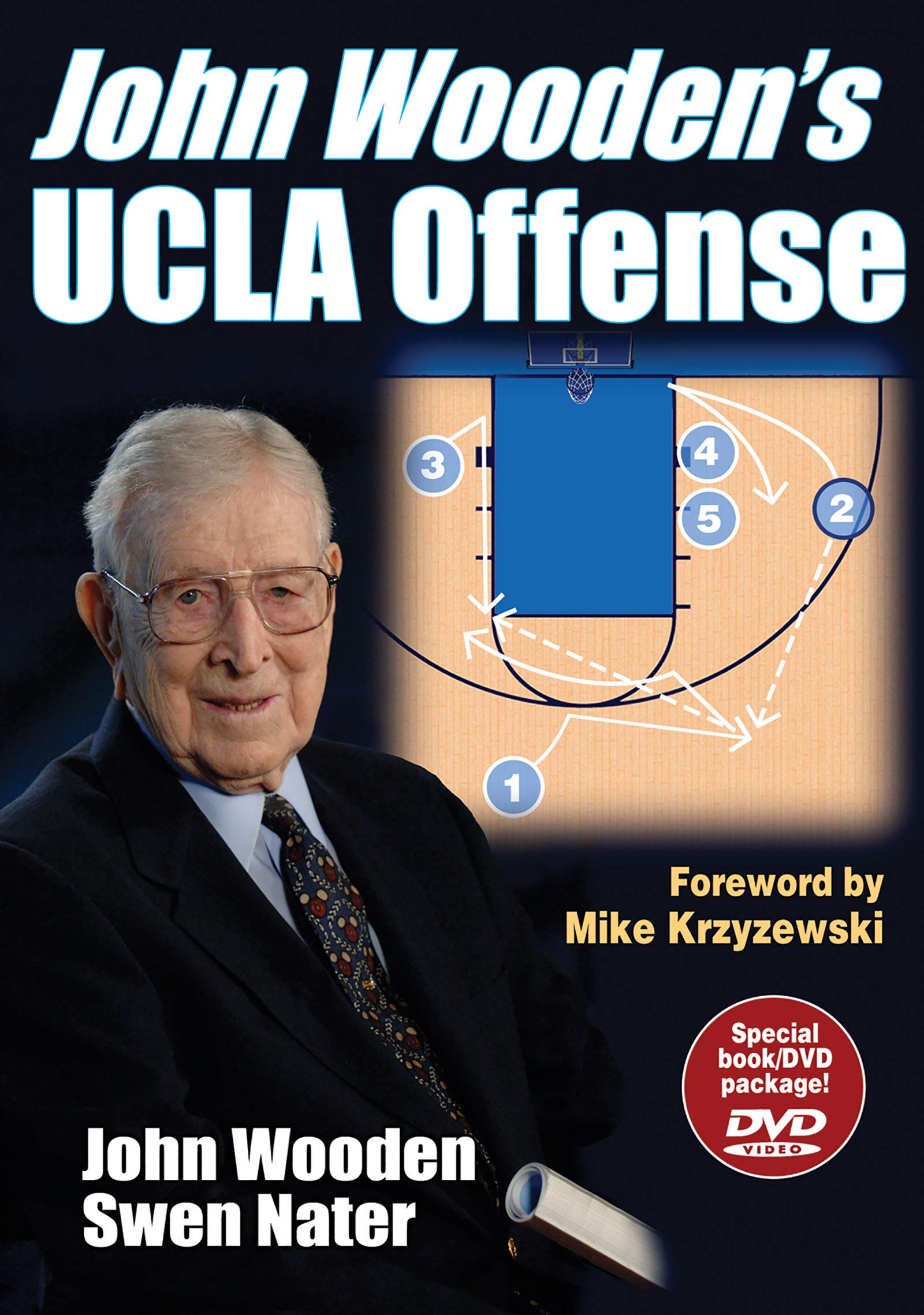 Read Online John Wooden's UCLA Offense: Special Book/DVD Package PDF