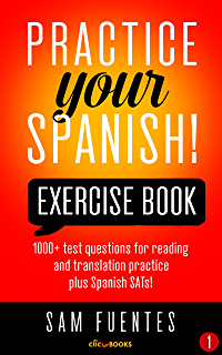Exercise Book #1: 1000+ test questions for reading and
