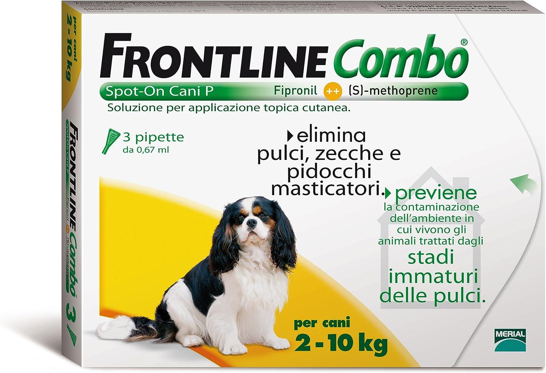 3 /10/Petits Chiens 1PZ Frontline Combo kg.02/
