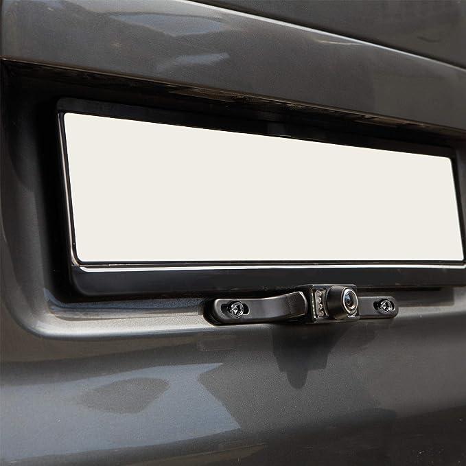 con display LCD a colori con funzione di visione notturna e crittografia AEG Automotive 97153/SISTEMA DI retrovisione senza fili RV 4.3