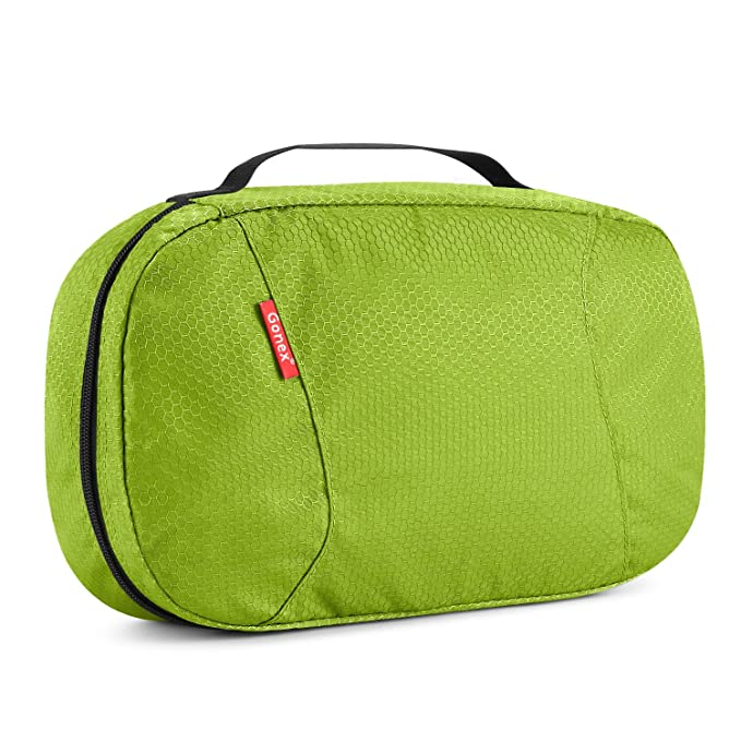 25b71444d6d8 Amazon.com  Compact Hanging Toiletry Bag