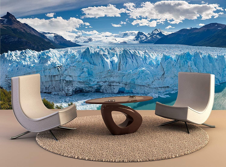 YBHNB Póster De Pared Glaciar Perito Moreno, Patagonia, Argentina ...