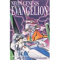 NEON GENESIS EVANGELION 3IN1 TP VOL 01 (C: