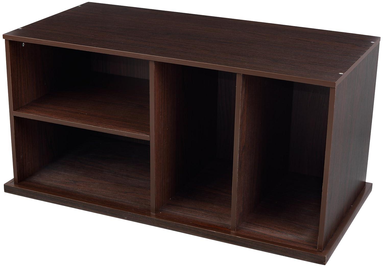 KidKraft Storage Unit With Shelves - Espresso 14176