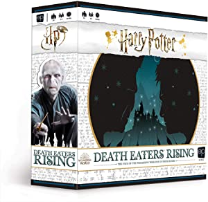 Harry Potter Death Eaters Rising Cooperative Dice Game | Board Game to Defeat He Who Must Not Be Named | Based on Harry Potter and The Order of The Phoenix