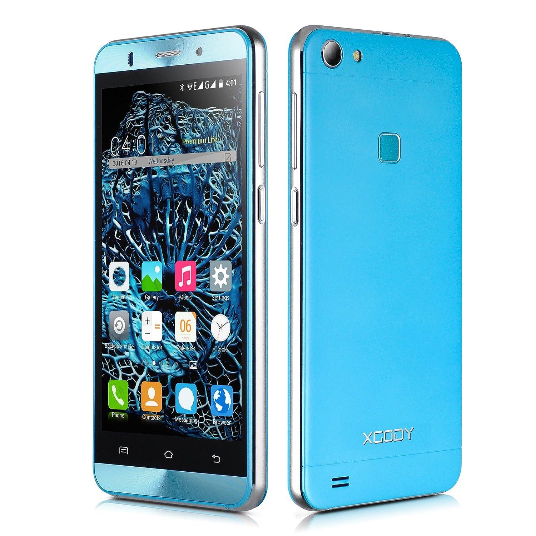 Xgody X15 5 Inch Android 51 Lollipop Cell Phones Xiaomi Redmi Note 2 4g Lte Dual Simcard Ram 1gb Internal 8gb Unlocked Rom Mtk6580 Telefonos Desbloqueados Camera Support 2g 3g Network